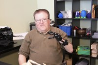 Jose Delgado, Jr. Compares His $50 3D-Printed Hand To His $42,000 MYOELECTRIC Prosthesis